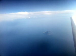 Stromboli from above