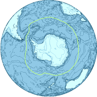 antarctic convergence