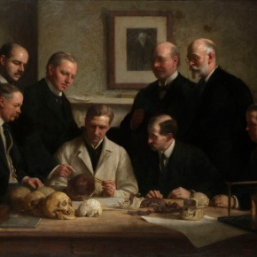 Sir Arthur Keith, Or: The Skull – Whodunnit?