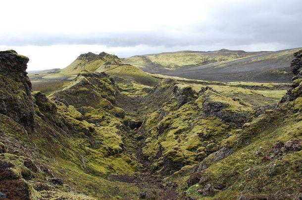 The Laki fissure