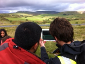 Field Evaluation in Ingleton