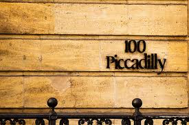 100 Piccadilly.