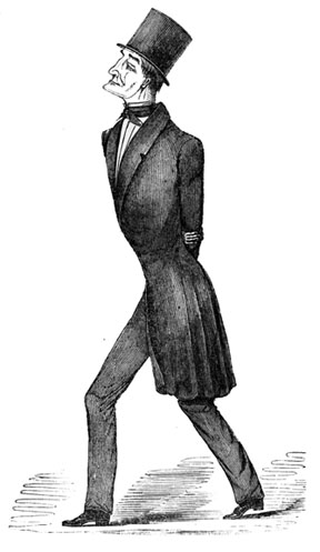 'A correct likeness of Dr Parkman as last seen….' (Daily Globe, 1850)