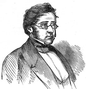 John White Webster (Daily Globe,1850)