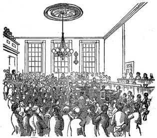 Trial of Professor John W Webster (Daily Mail, 1850)