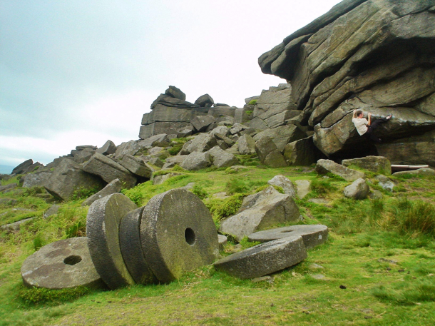 1st: James Codd, 'Grit at Burbage'
