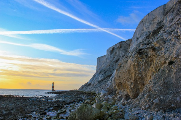 3rd: Punit Fatania, Beachy Head
