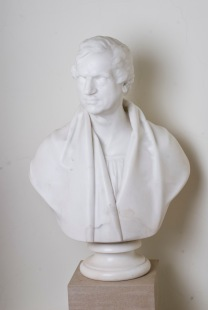 Adam Sedgewick, 1785 - 1873, President of the Geological Society 1829 - 1831.