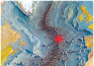 Mid Atlantic Ridge