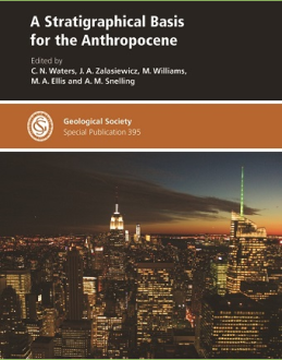 Anthropocene book