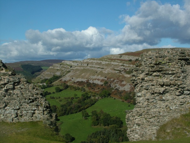 Eglwyseg Escarpment