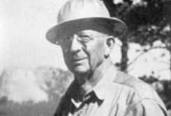 J Harlen Bretz in 1949