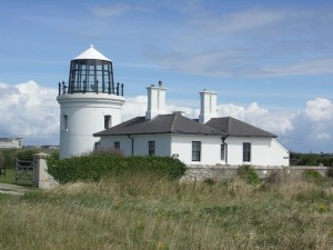 The Old Hightower Lighthouse on Portland Island