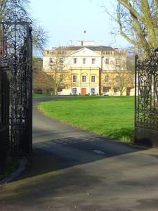 Nuneham House, Stanton Harcourt, Oxfordshire.