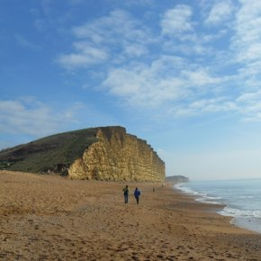 'A love letter to the scenery of the Jurassic Coast' – the geology ofBroadchurch