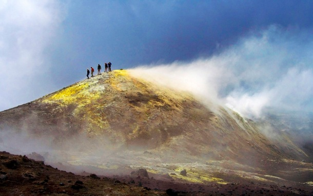 The 2014 winner, 'Etna Beneath our Feet' by Malcolm Nugent
