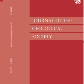 Competition – be on the cover of the Journal of the GeologicalSociety!