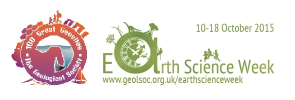Earth Science Week Geological Time combo