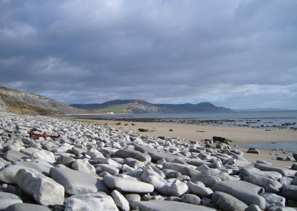 Lyme Regis Beaches c Anna Saich