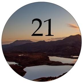 Door twenty one