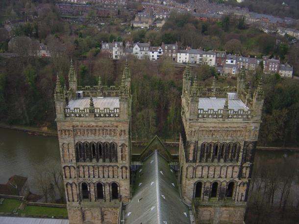 Durham Cathedral c Pierre Guirguis