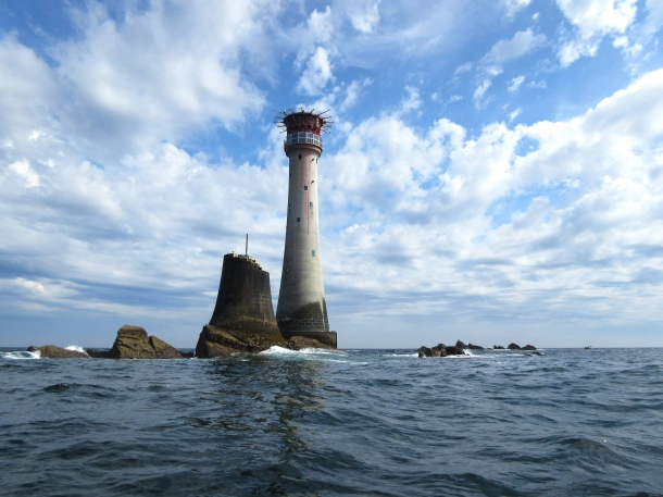 Eddystone Lighthouse c Maxine Smith