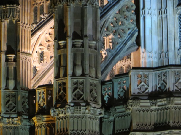 Westminster Abbey c Wendy Cawthorne