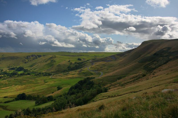 Landscape around Buxton