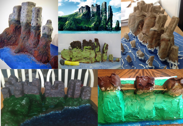 iron islands montage