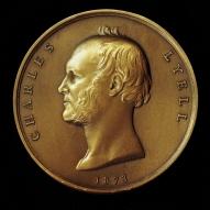 Lyell Medal obverse
