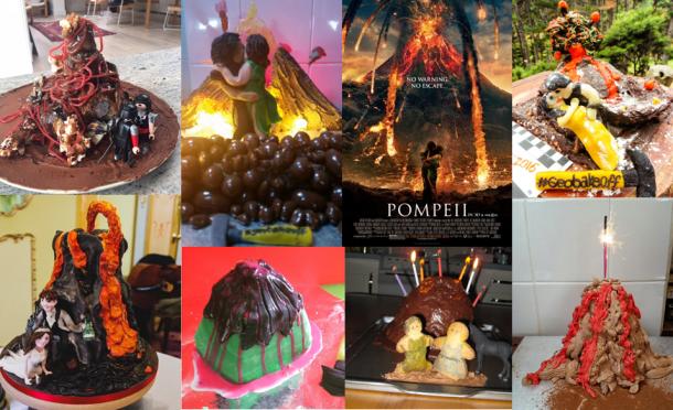 pompeii montage