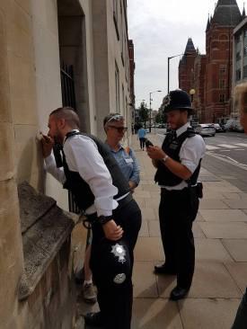 police-urban-geology