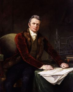 Sir Marc Brunel by James Northcote