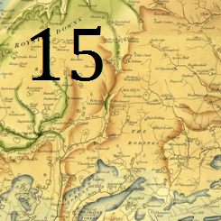 Door 15: The Origin and Fate of the 'Ed Stone'