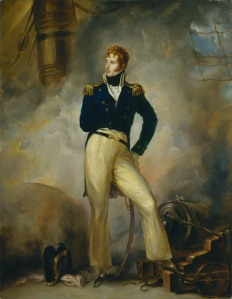 Lord Thomas Cochrane, 10th Earl of Dundonald
