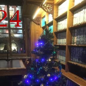 Door 24: Christmas greetings from the geoadvent blogteam!