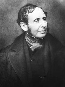 Admiral Robert FitzRoy 1805-1865