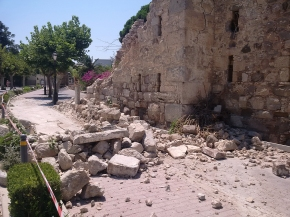A geologist's holiday – the 2017 Aegean earthquake