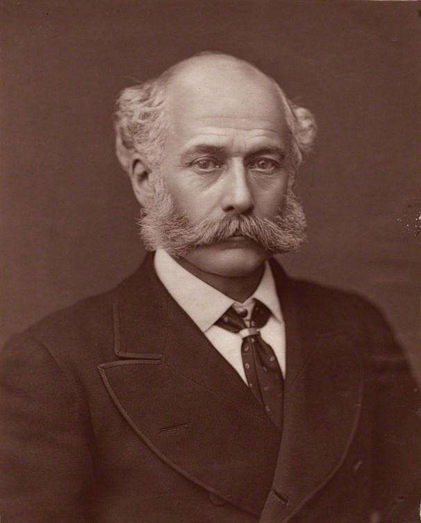 Sir Joseph Bazalgette 1819-1891