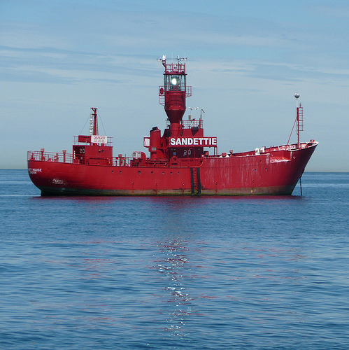 sandiette lightvessel