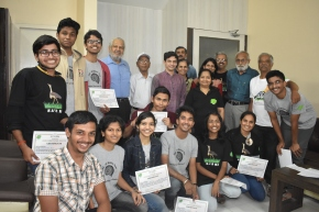 Earth Science Week in Pune, India