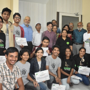 Earth Science Week in Pune,India