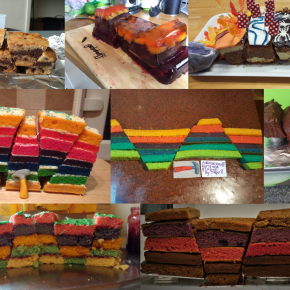 The 2018 Great Geobakeoff