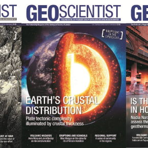 Geoscientist magazine cover competition!