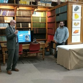Geoscience for the future – launch of the Geological Society's Early CareerNetwork