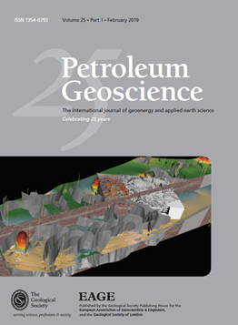Celebrating the 25th year of PetroleumGeoscience