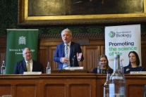 Rt Hon John Bercow opens the Voice of the Future Event