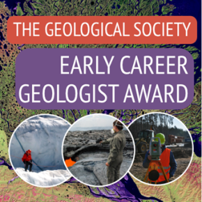 Early Career Geologist Award 2019