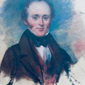 Save Charles Lyell's Notebooks