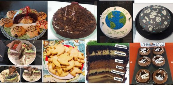 The Great Geobakeoff 2019 – the results!   Geological Society of